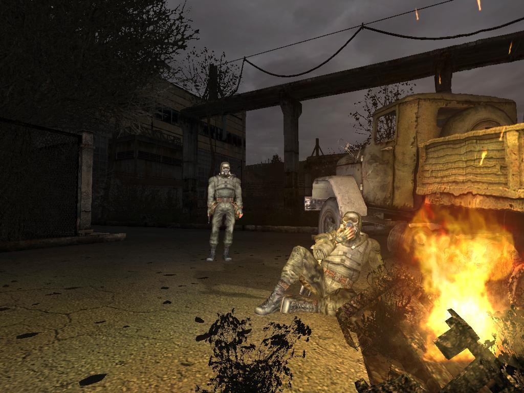 Скачать мод Sgm Mod (Soc) для игры Сталкер Тени Чернобыля бесплатно.