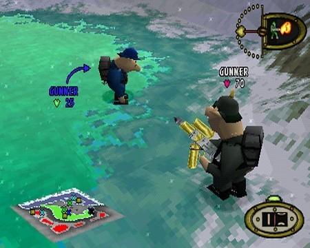 Игра Hogs Of War Прохождение
